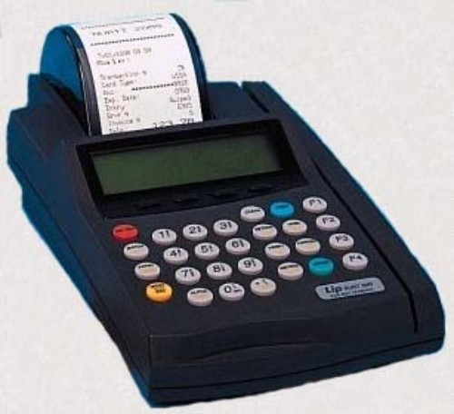for Business credit card machines